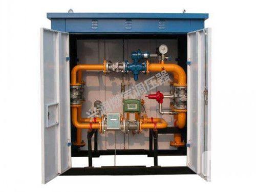 燃气调压器的调试安装介绍?